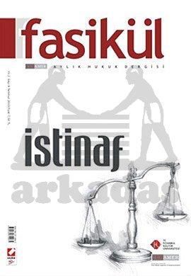 Fasikül Hukuk Dergisi Yıl: 2 Sayı: 8