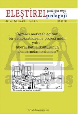 Eleştirel Pedagoji Dergisi Sayı: 8