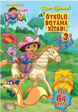 Dora Öykülü Boyama ...