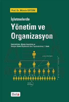 İşletmelerde Yönetim Ve Organizasyon 7 Basi/Beta