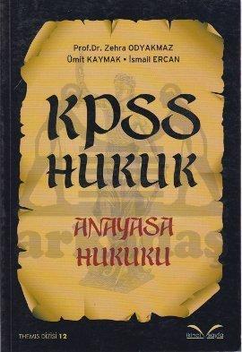 KPSS Hukuk - Anayasa Hukuku