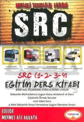 Src 1-2-3-4 Eğitim Ders Kitabı