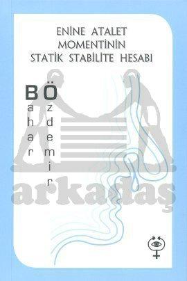 Enine Atalet Momentinin Statik Stabilite Hesabı