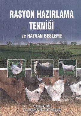 Rasyon Hazırlama Tekniği ve Hayvan Besleme