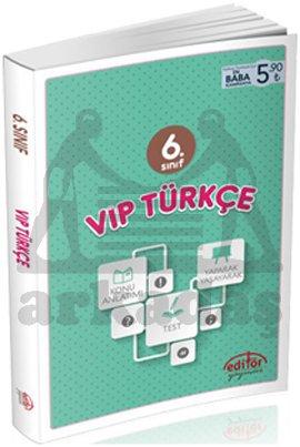 6.Sınıf Vip Türkçe Konu