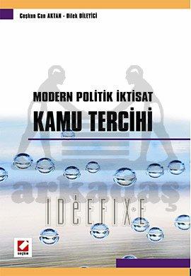 Modern Politik İktisat Kamu Tercihi