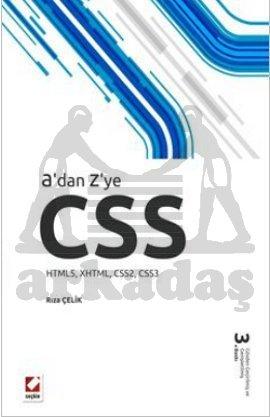 A'dan Z'ye CSS (HTML5, CSS2, CSS3)