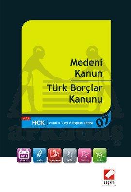 Medeni Kanun -Türk Borçları Kanunu