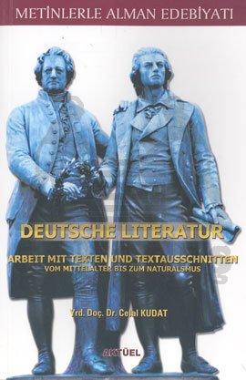 Metinlerle Alman <br/>Edebiyatı - D ...