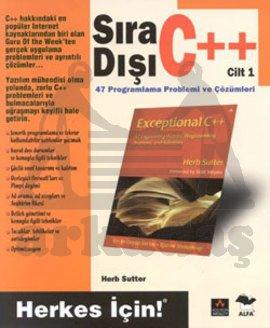 Sıra Dışı C++ Cilt ...