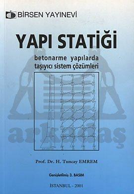 Yapı Statiği Betonarme Yapı Taşıyıcı Sistem