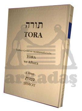 Tora ve Aftara 2.Kitap-Şemot