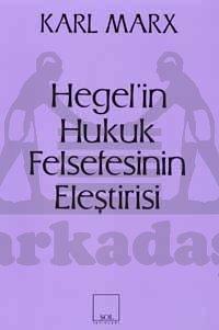 Hegel'in Hukuk Felsefesinin Elestirisi