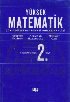 Yüksek Matematik-2