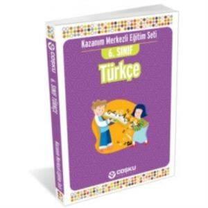Coşku 6.Sınıf Kök + Kames Paket Türkçe