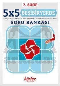 Körfez 7. Sınıf Beşibiryerde Soru Bankası