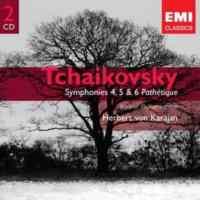 Tchaikovsy: Symphonies No:4&6