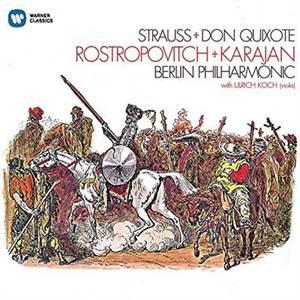 R.Strauss: Don Quixote