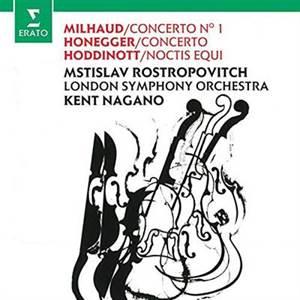Milhaud & Honneger: Cello ...