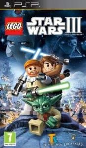 Lego Star Wars 3 (PSP)