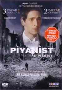 Piyanist (The Pianist) DVD
