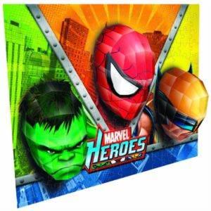 Mega Heroes Breakt ...