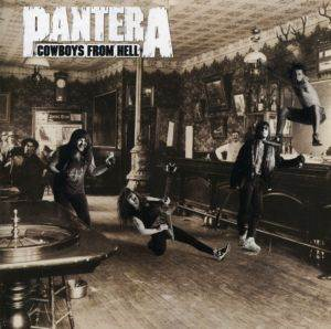 Pantera / Cowboys From He ...