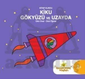 Kitap Kurdu Kiku Gökyüzü ve Uzayda