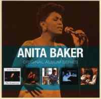 Anita Baker Original Album Series