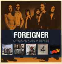 Foreigner Orginal Album Series 4