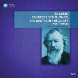 Brahms: Symphonies 1-4 (5 ...