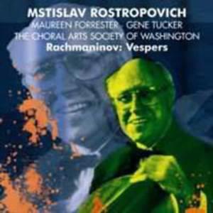 Rachmaninoff: Vespers Op. ...