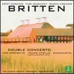 Britten: Double Concerto, ...