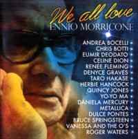 Ennio Morricone / We All Love Cd