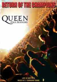 Queen + Paul Rodgers / Re ...