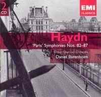 "Haydn ""Paris"" Symphonies  ..."