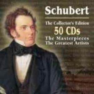 Schubert/The Collector's Editition 50 cd