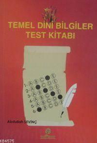 Temel Dini Bilgiler Test Kitabı