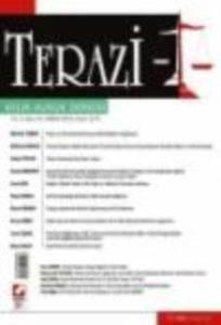 Terazi Aylık Hukuk Dergisi Sayı:44 Nisan 2010