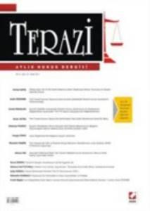 Terazi Aylık Hukuk Dergisi Sayı:64 Aralık 2011