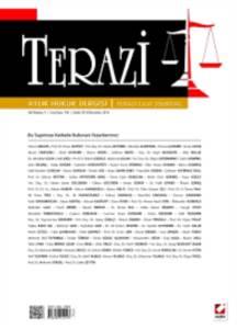 Terazi Aylık Hukuk Dergisi (100. Özel Sayı) Aralık 2014
