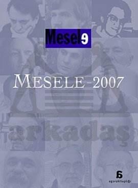 Mesele Dergisi 2007 Sayıları Takım (Ciltli)