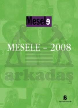 Mesele Dergisi 2008 Sayıları Takım (Ciltli)