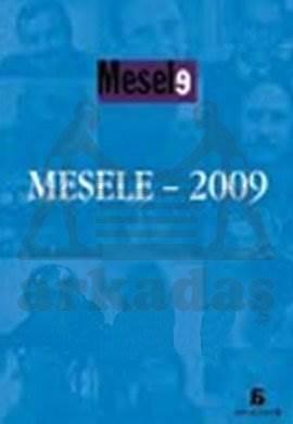 Mesele Dergisi 2009 Sayıları Takım (Ciltli)