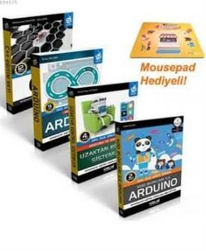Projeler Ve Arduino Eğitim Seti (4 Kitap)