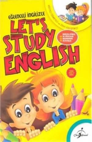 Let's Study English; Eğlenceli İngilizce İlk Sözcükler