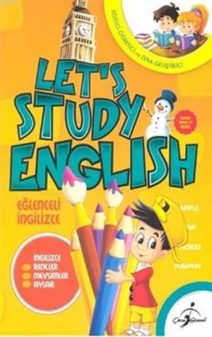 Let's Study English; Eğlenceli İngilizce