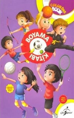Aktiviteli Boyama Kitabı; Spor