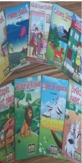 Çocuklar İçin İbretlik Hikayeler