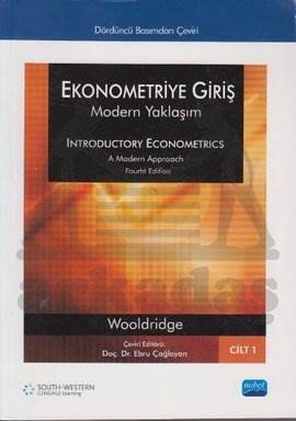 Ekonometriye Giriş Cilt1